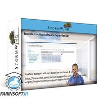 دانلود StormWind Cisco CCNP Security: SENSS, SIMOS, SISAS, SITCS