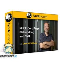 دانلود Lynda RHCE Cert Prep: Networking and SSH