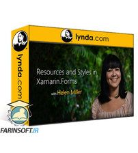 Lynda Resources and Styles in Xamarin.Forms