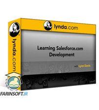 دانلود Lynda Learning Salesforce.com Development