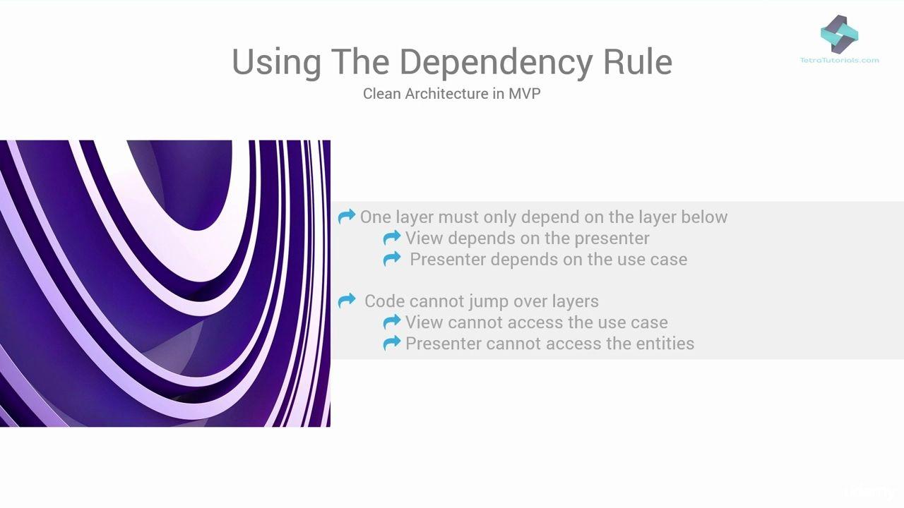 دانلود Udemy Architect Android apps with MVP, Dagger
