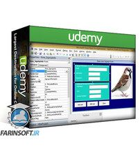 دانلود Udemy Excel VBA and Macros User Forms
