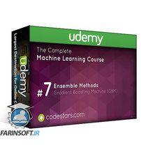 دانلود Udemy The Complete Machine Learning Course with Python