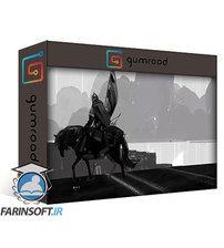 دانلود Gumroad 3D Painting Basics by Jama Jurabaev