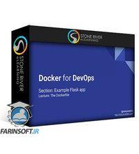 دانلود Stone River eLearning The Docker for DevOps course: From development to production