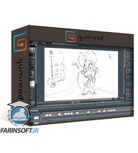 دانلود Gumroad 2D Animation Inbetweening