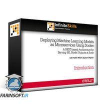 دانلود OReilly Deploying Machine Learning Models as Microservices Using Docker