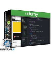 دانلود Udemy Build Fiverr marketplace with Python Django and Braintree
