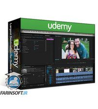 دانلود Udemy Premiere Pro CC for Beginners: Updated for 2018!