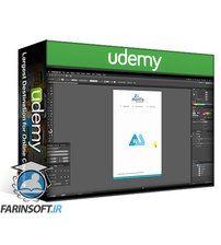 دانلود Udemy How to Design an Awesome Letterhead in Adobe Illustrator