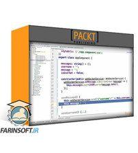 دانلود PacktPub Using Spring and Angular for Web Application