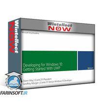 دانلود Microsoft virtual Academy Windows 10: Getting Started with UWP