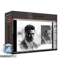 "دانلود Gumroad ""Charcoal Look"" in Photoshop"