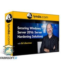 دانلود Lynda Securing Windows Server 2016: Server Hardening Solutions