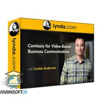 دانلود Lynda Camtasia for Video-Based Business Communication