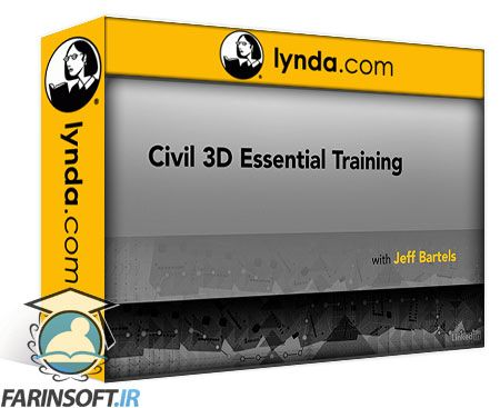 دانلود Lynda Civil 3D Essential Training
