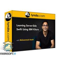 دانلود Lynda Learning Server-Side Swift Using IBM Kitura