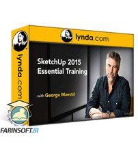 دانلود Lynda SketchUp 2015 Essential Training