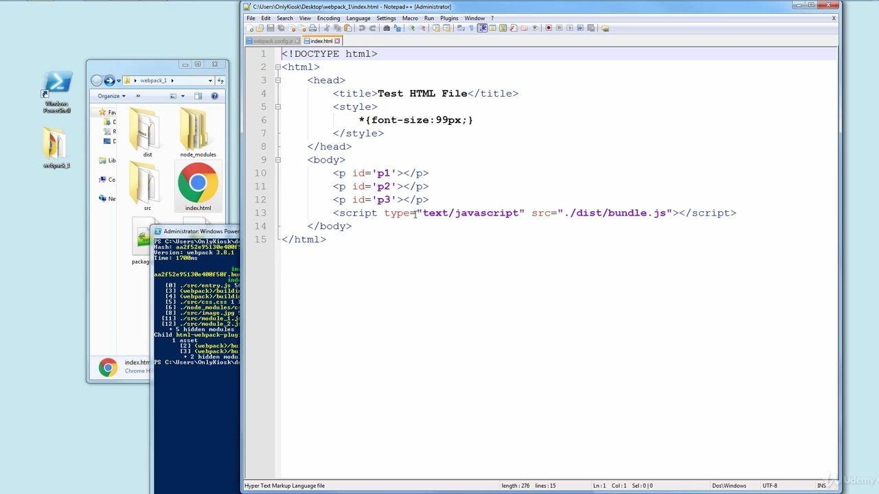 دانلود Udemy Thoughtful Web Development Course: HTML, Vue js, PHP, MySQL