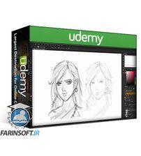 دانلود Udemy Character Art School: Complete Character Drawing