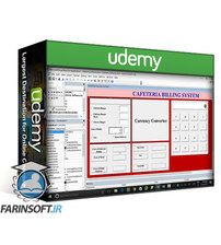 دانلود Udemy Excel VBA-Resturant Billing System with Currency Converter