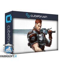 دانلود Cubebrush Character Concept For Production