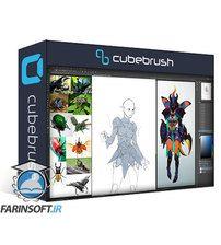 دانلود Cubebrush ULTIMATE Career Guide: Concept Artist