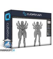 دانلود Cubebrush Character Design for Video Games