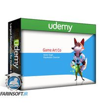 دانلود Udemy 2D Background Design For Games – Vector Techniques