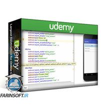 دانلود Udemy Android : Build Voting App using SMS and SQLite with zero ex