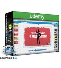دانلود Udemy Making and Selling Simple Sales Video for Beginners