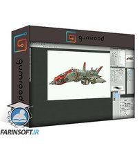 دانلود Gumroad Line Spaceship