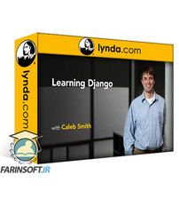 دانلود Lynda Learning Django