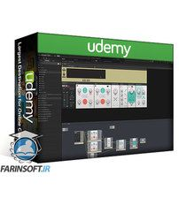 دانلود Udemy ADSR Sounds Building in Reaktor for Beginners