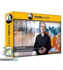 دانلود Lynda Interaction Design for the Web