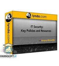 دانلود Lynda IT Security: Key Policies and Resources