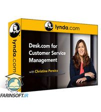 Lynda Desk.com for Customer Service Management