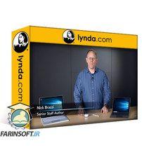 دانلود Lynda Learning Microsoft Surface and Other 2-in-1s