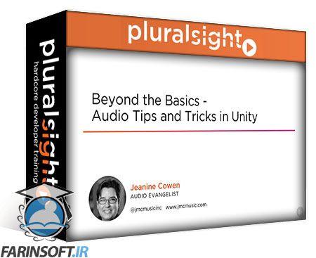 دانلود PluralSight Beyond the Basics – Audio Tips and Tricks in Unity
