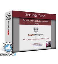 دانلود SecurityTube PentesterAcademy GNU Debugger Megaprimer