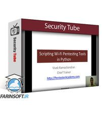 دانلود SecurityTube PentesterAcademy Scripting Wi-Fi Pentesting Tools in Python