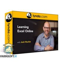 دانلود Lynda Learning Excel Online