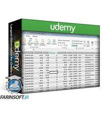 دانلود Udemy Data Modelling and Analysis with Excel Power Pivot