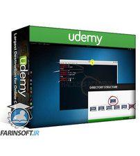 دانلود Udemy Kali Linux Tutorial For Beginners