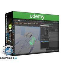 دانلود Udemy Maya 2018 VFX – Learn to create Visual effects using Maya