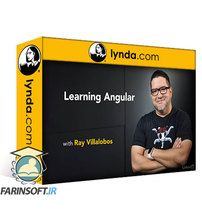 دانلود Lynda Learning Angular