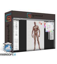 دانلود Gumroad Male Body Tutorial Complete Version