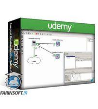 دانلود Udemy Ostinato Packet Crafting with GNS3: craft and inject packets
