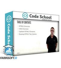دانلود CodeSchool Front-end Formations