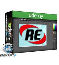 دانلود Udemy Vectorize a Text-Based Logo in Adobe Illustrator